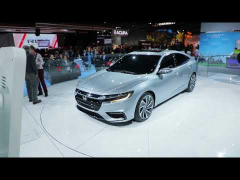 51 Best Review The Honda 2019 Insight Review Specs Performance with The Honda 2019 Insight Review Specs