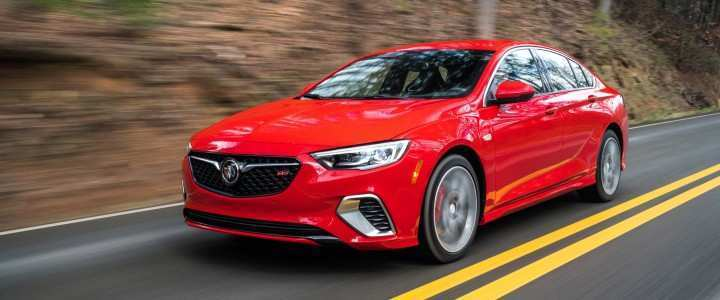 51 Gallery of 2019 Buick Regal Sportback Gs Release Date Style for 2019 Buick Regal Sportback Gs Release Date