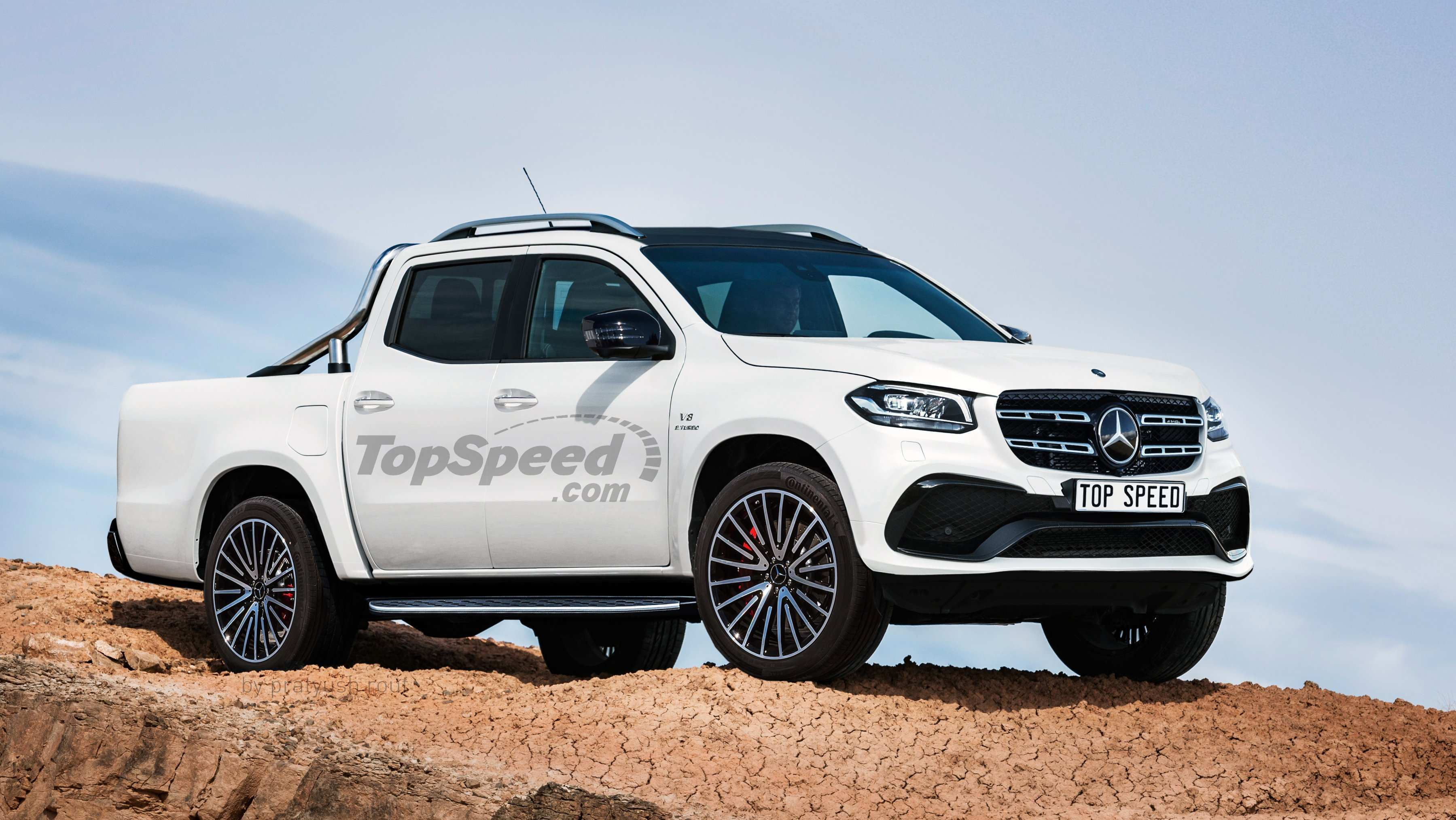 51 Gallery of 2019 Mercedes X Class Pickup Truck Release Date Redesign by 2019 Mercedes X Class Pickup Truck Release Date
