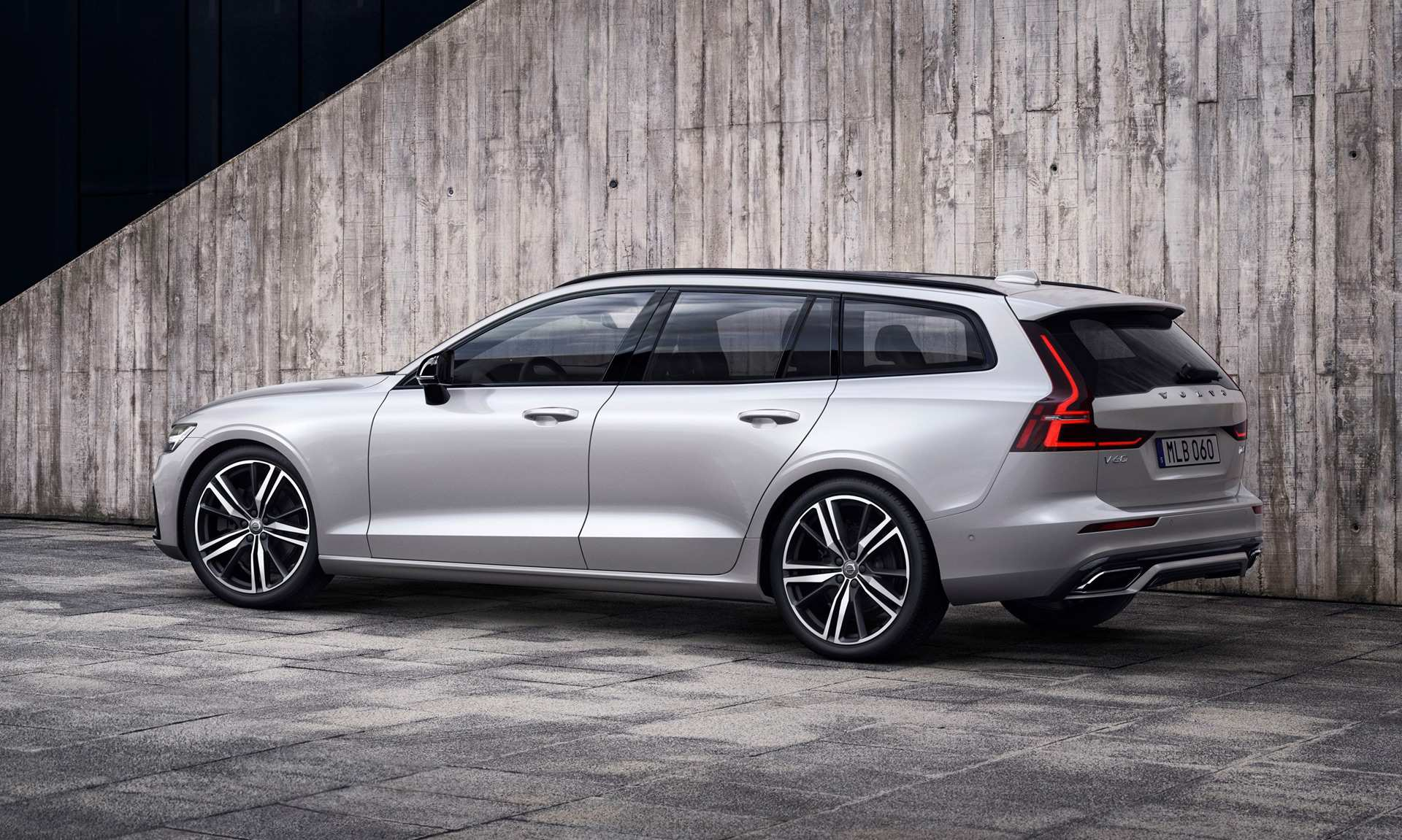 51 Gallery of 2019 Volvo Station Wagon Exterior for 2019 Volvo Station Wagon