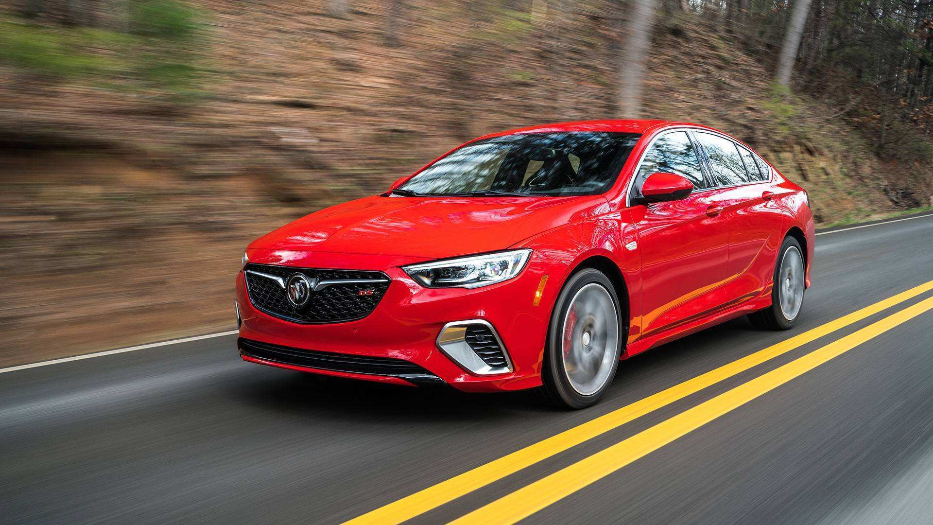 51 Gallery of New 2019 Buick Regal Hatchback Concept Redesign And Review Release with New 2019 Buick Regal Hatchback Concept Redesign And Review