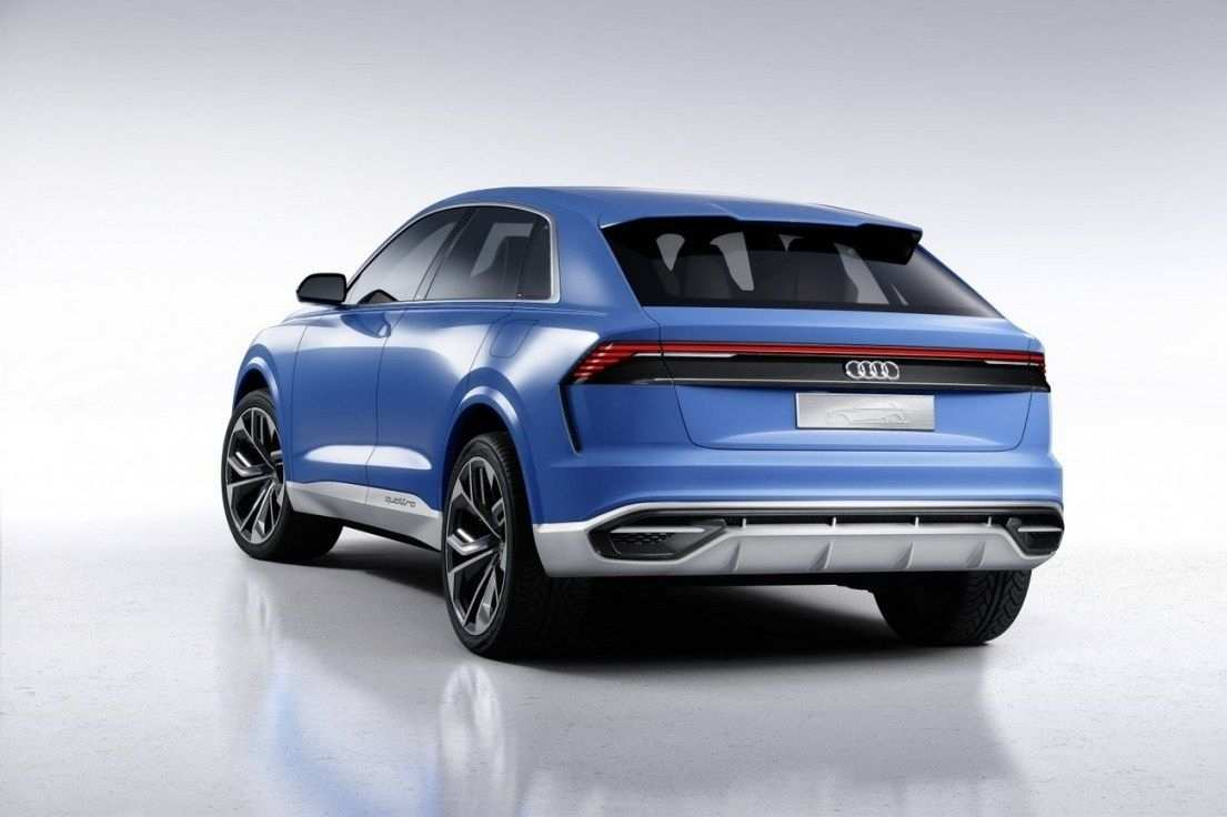 51 Gallery of New Audi Q 2019 Spy Shoot Performance with New Audi Q 2019 Spy Shoot