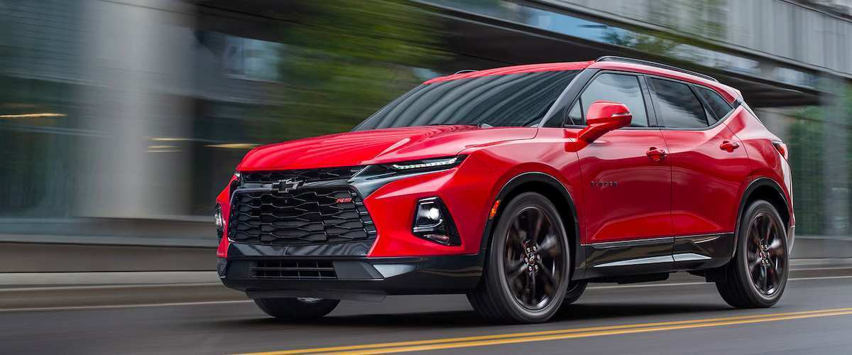 51 Gallery of New Blazer Chevrolet 2019 Price Interior Performance and New Engine with New Blazer Chevrolet 2019 Price Interior