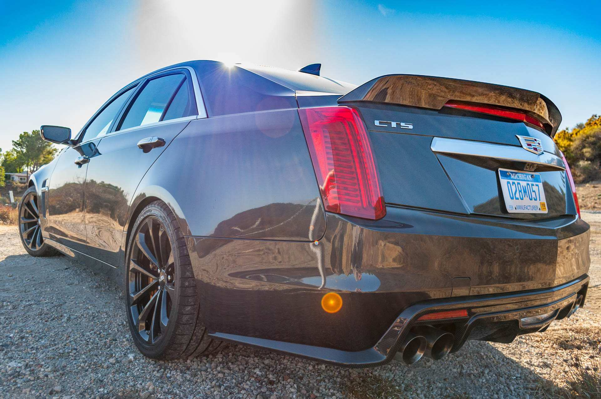 51 Great New 2019 Cadillac Cts V Hp First Drive Performance and New Engine for New 2019 Cadillac Cts V Hp First Drive