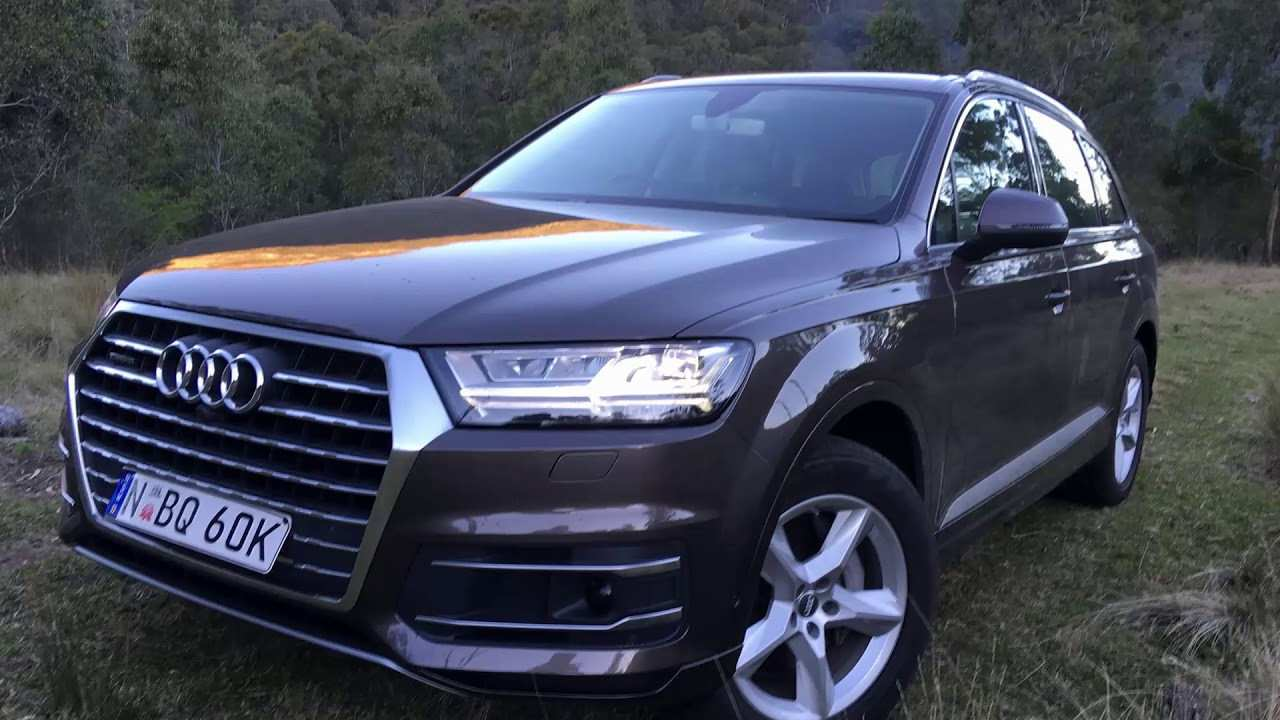 51 Great The 2019 Audi X7 Performance And New Engine Price and Review with The 2019 Audi X7 Performance And New Engine