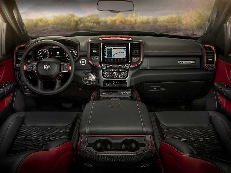 51 New 2019 Dodge Ram Interior Redesign Picture with 2019 Dodge Ram Interior Redesign