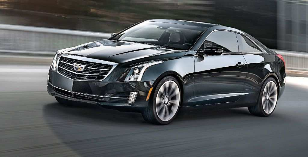 51 New Cadillac 2019 Ats Coupe Redesign Price And Review Specs and Review by Cadillac 2019 Ats Coupe Redesign Price And Review