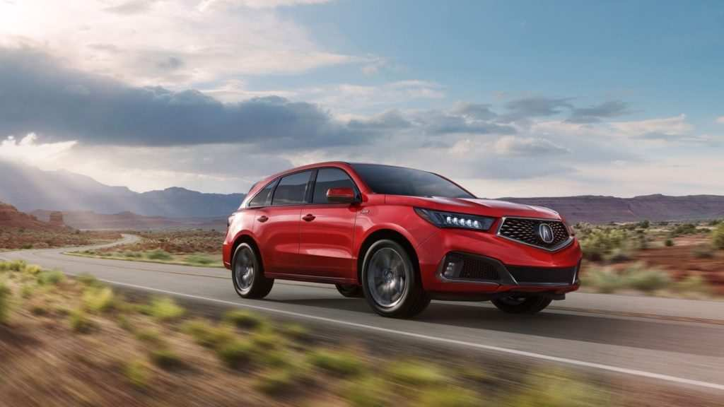 51 The The 2019 Acura Rdx Edmunds Review And Price History by The 2019 Acura Rdx Edmunds Review And Price