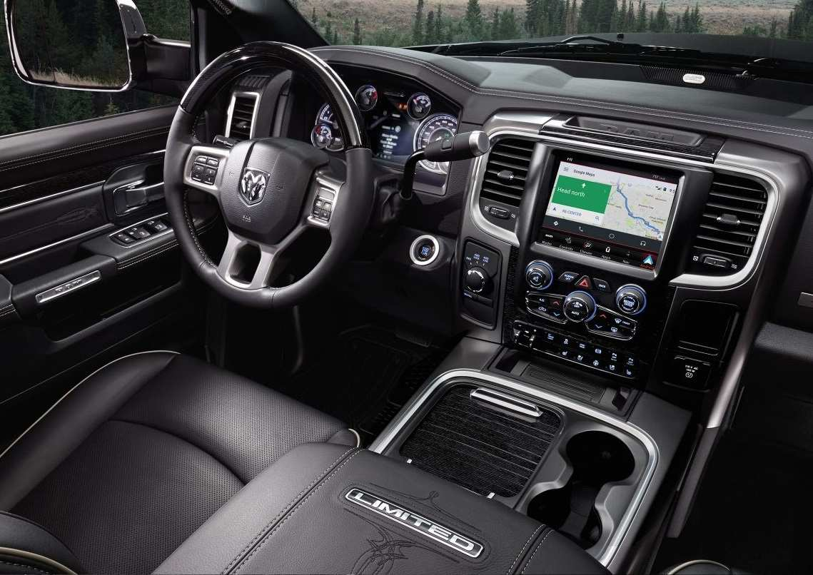 52 All New 2019 Dodge Ram Interior Redesign Release Date with 2019 Dodge Ram Interior Redesign