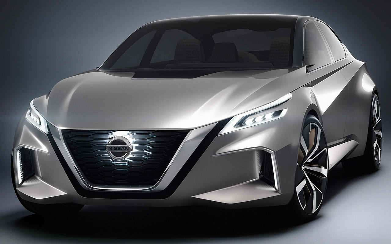 52 All New The 2019 Nissan Altima Interior Redesign And Concept Pictures by The 2019 Nissan Altima Interior Redesign And Concept