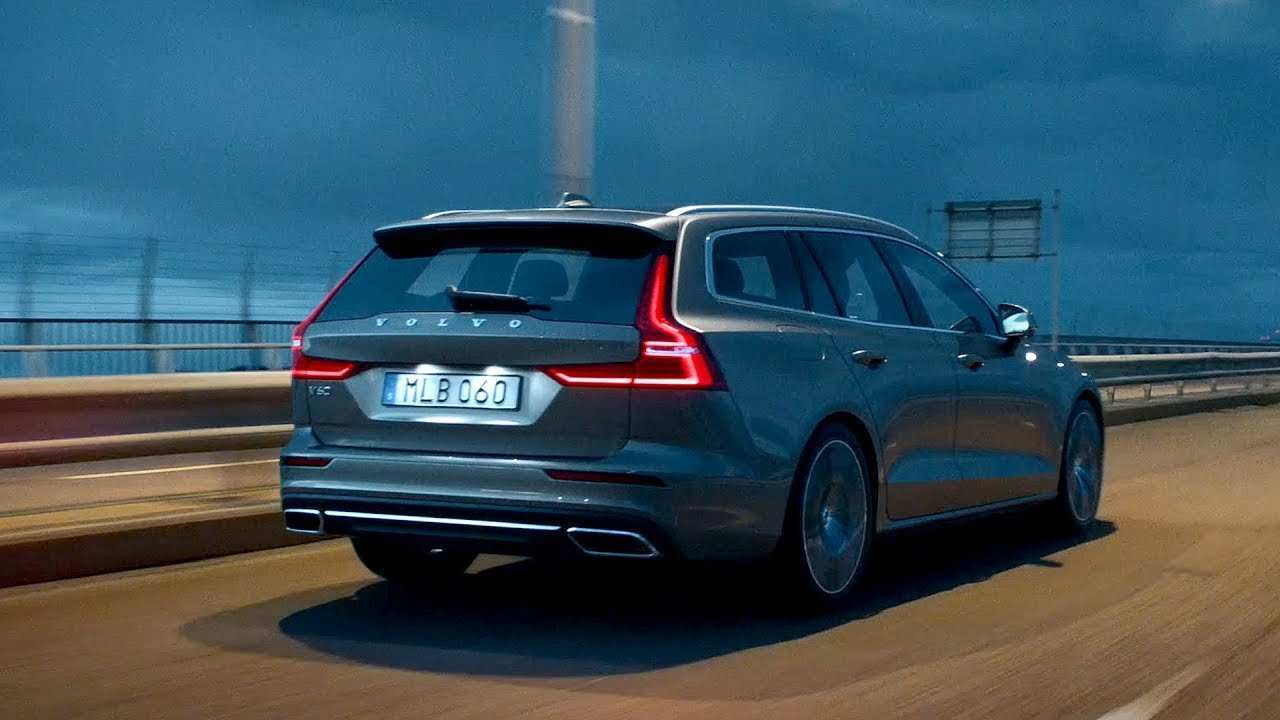 52 All New V90 Volvo 2019 Spy Shoot with V90 Volvo 2019