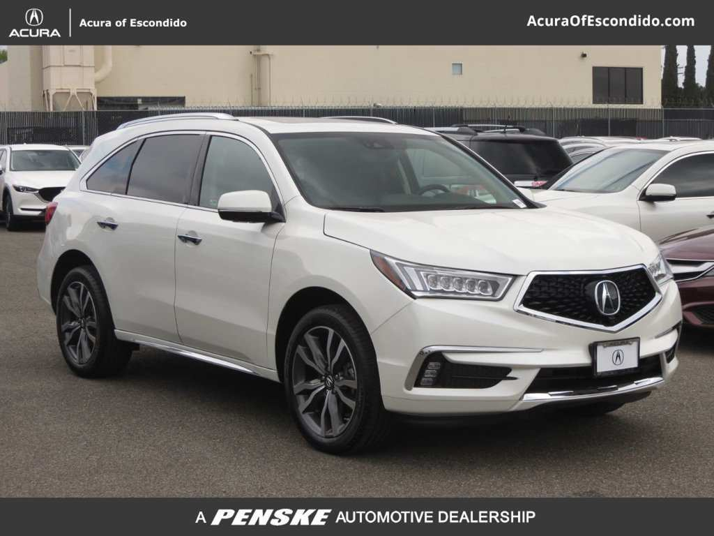 52 Best Review New Acura Mdx 2019 Updates First Drive Spy Shoot for New Acura Mdx 2019 Updates First Drive