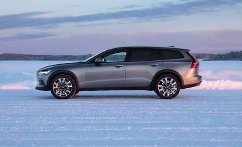 52 Best Review New Volvo V60 2019 Ground Clearance New Engine Rumors for New Volvo V60 2019 Ground Clearance New Engine