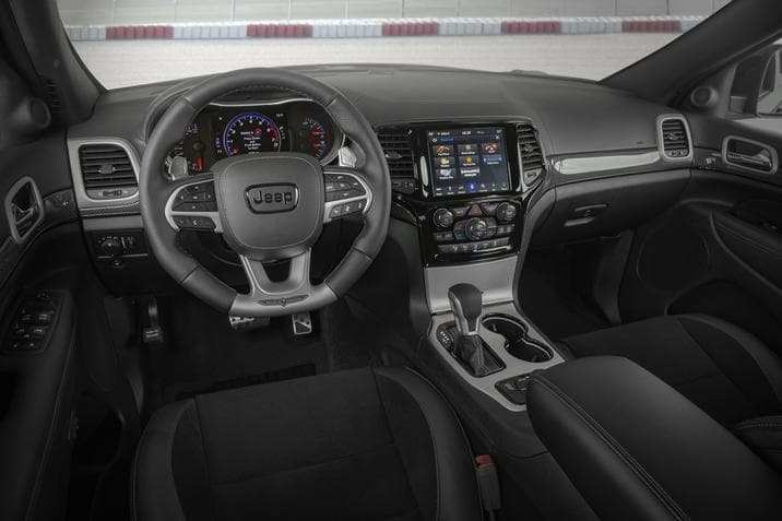 52 Concept of Best 2019 Jeep Grand Cherokee Limited X New Interior Specs for Best 2019 Jeep Grand Cherokee Limited X New Interior