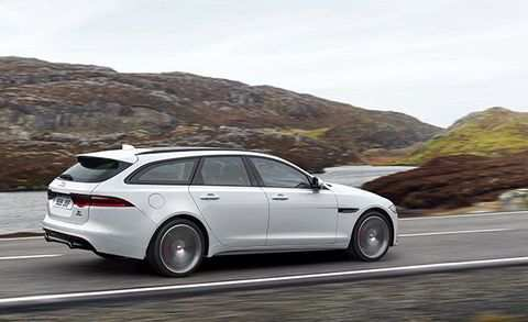 52 Gallery of 2019 Jaguar Station Wagon Exterior and Interior for 2019 Jaguar Station Wagon