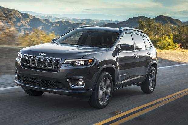 52 Gallery of Best Jeep Cherokee 2019 Australia Interior Exterior and Interior with Best Jeep Cherokee 2019 Australia Interior
