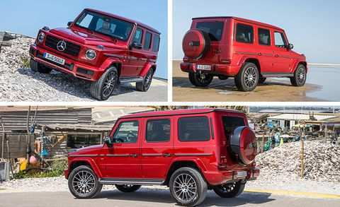 52 Gallery of Mercedes G Class 2019 Youtube Review And Price Release Date for Mercedes G Class 2019 Youtube Review And Price