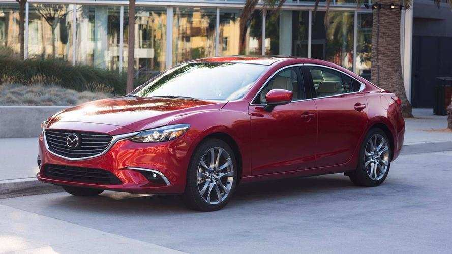 52 Gallery of New 2019 Mazda 6 Spy Shots Redesign Price And Review Exterior by New 2019 Mazda 6 Spy Shots Redesign Price And Review