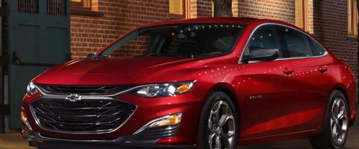 52 Gallery of The Chevrolet Malibu 2019 Price Rumors Interior with The Chevrolet Malibu 2019 Price Rumors