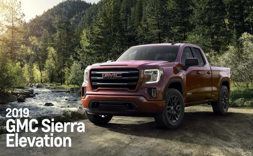 52 Gallery of The Images Of 2019 Gmc Sierra Release Specs And Review New Review by The Images Of 2019 Gmc Sierra Release Specs And Review