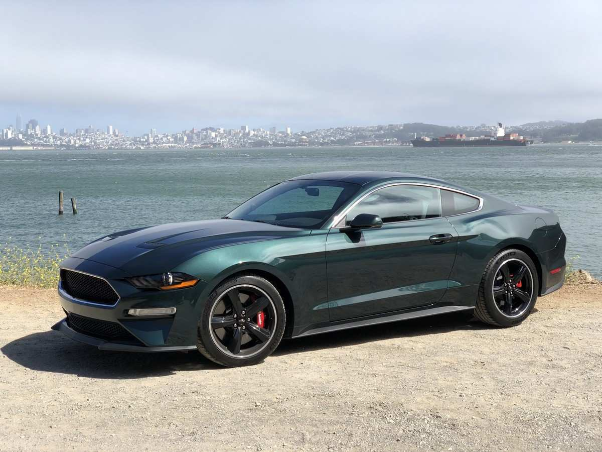 52 Great Best 2019 Ford Mustang Bullitt Picture Release Date And Review Performance and New Engine by Best 2019 Ford Mustang Bullitt Picture Release Date And Review