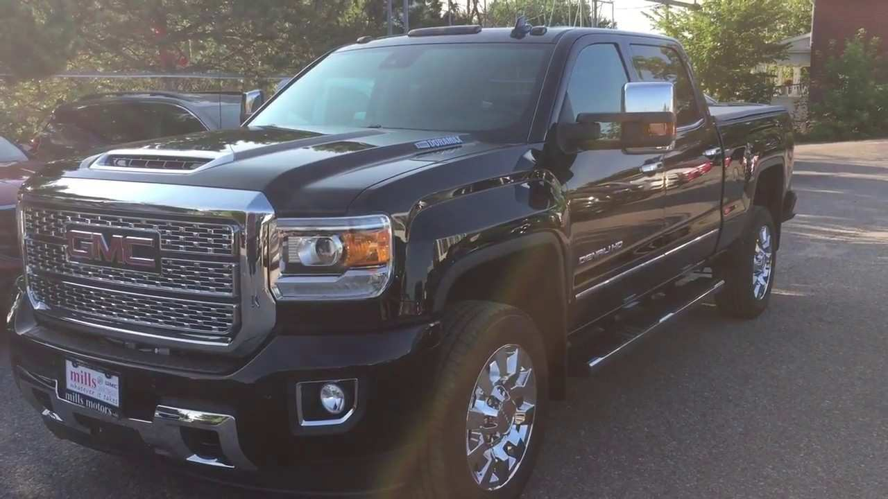 52 Great Best Gmc 2019 Sierra 2500 Picture Release Date And Review Overview for Best Gmc 2019 Sierra 2500 Picture Release Date And Review