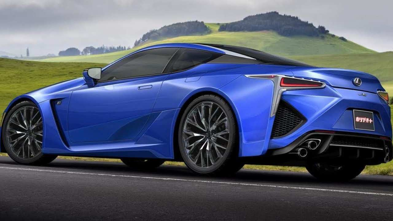 52 Great Lc Lexus 2019 Research New for Lc Lexus 2019