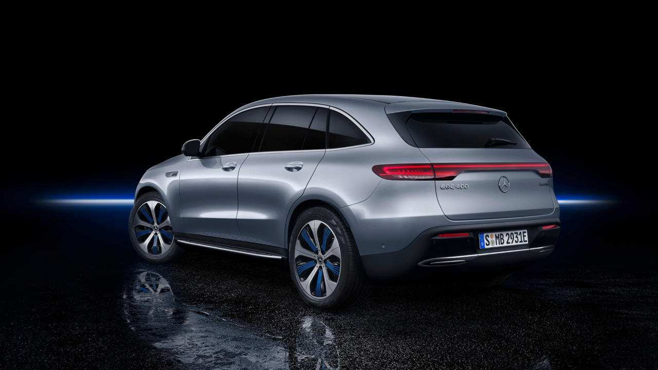 52 Great Mercedes Benz Eqc 2019 Concept with Mercedes Benz Eqc 2019