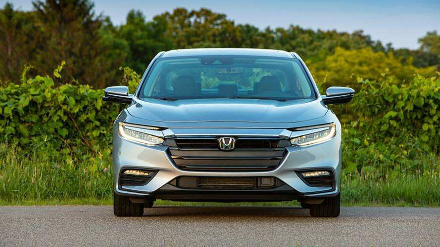 52 Great The The New Honda 2019 First Drive Release Date with The The New Honda 2019 First Drive