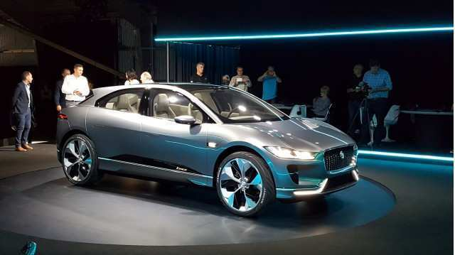 52 New The Jaguar Electric 2019 Concept Speed Test with The Jaguar Electric 2019 Concept