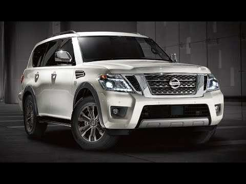 52 The Best Nissan 2019 Armada Picture Release Date And Review Style by Best Nissan 2019 Armada Picture Release Date And Review
