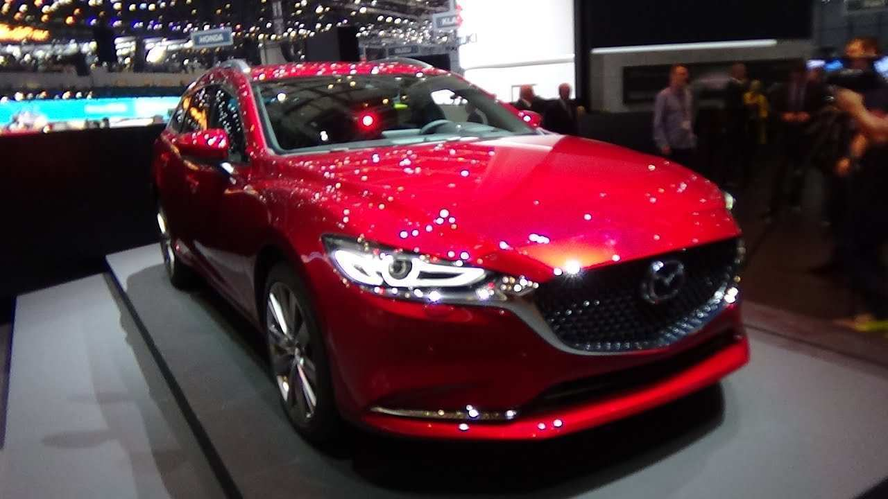 52 The New 2019 Mazda 6 Spy Shots Redesign Price And Review Specs and Review with New 2019 Mazda 6 Spy Shots Redesign Price And Review