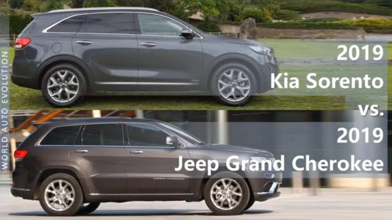 52 The The 2019 Jeep Cherokee Vs Kia Sorento New Review New Concept with The 2019 Jeep Cherokee Vs Kia Sorento New Review
