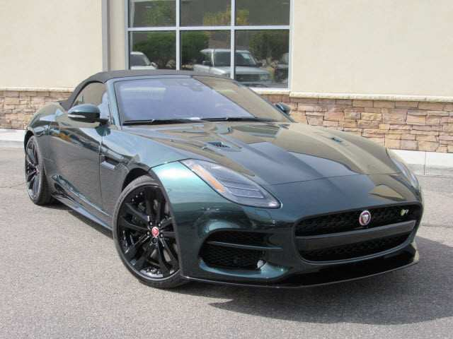 53 All New 2019 Jaguar F Type R Pricing by 2019 Jaguar F Type R