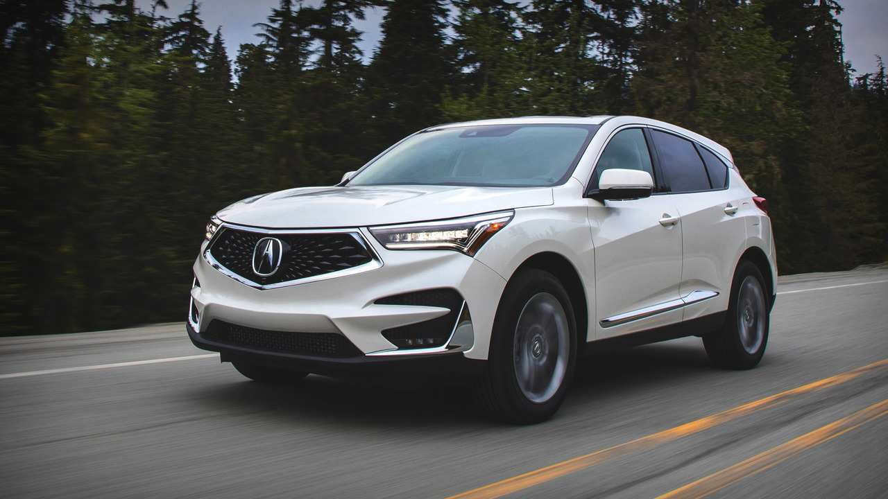 53 All New Best Acura Rdx 2018 Vs 2019 New Release Release with Best Acura Rdx 2018 Vs 2019 New Release