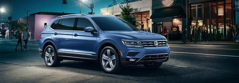 53 All New Best Volkswagen Tiguan 2019 Review Concept Speed Test by Best Volkswagen Tiguan 2019 Review Concept