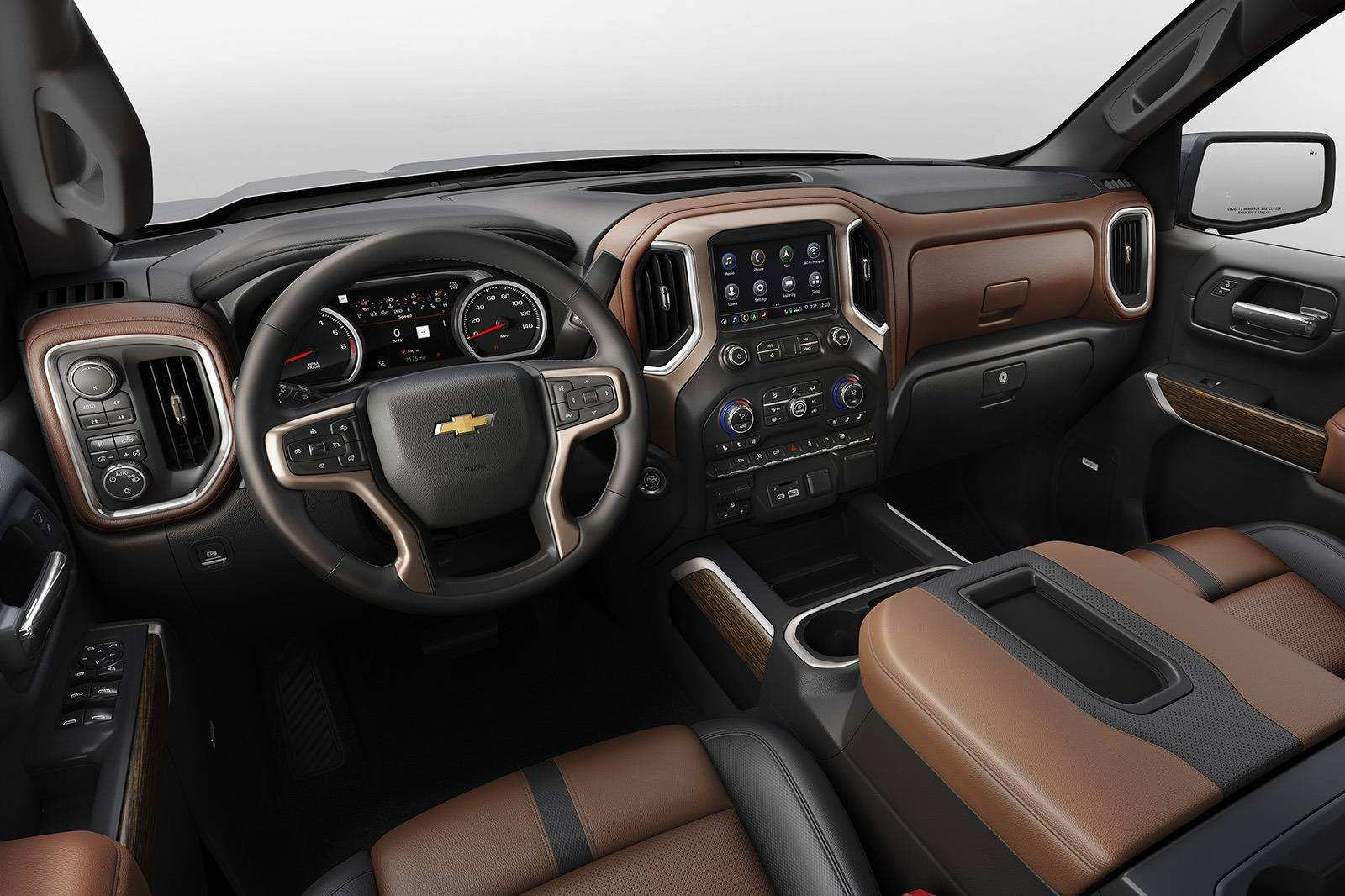 53 All New New 2019 Chevrolet Silverado Interior Specs And Review Redesign by New 2019 Chevrolet Silverado Interior Specs And Review