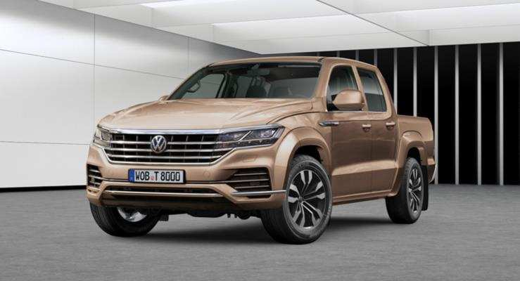 53 All New New Volkswagen Amarok 2019 Performance with New Volkswagen Amarok 2019