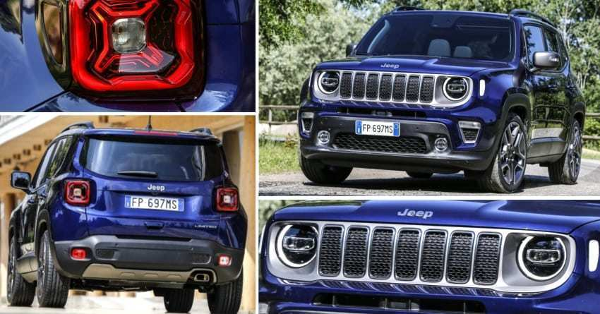 53 All New The Jeep Renegade 2019 India New Review Exterior for The Jeep Renegade 2019 India New Review
