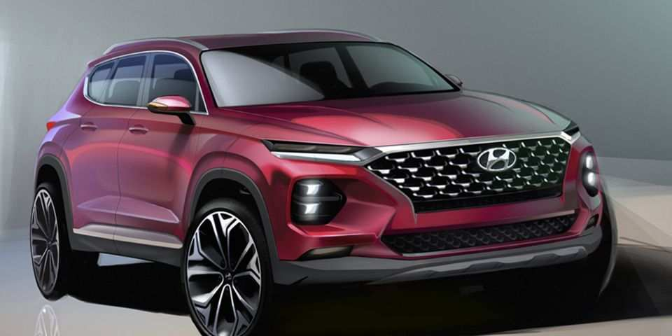 53 All New The Santa Fe Kia 2019 Rumors Research New for The Santa Fe Kia 2019 Rumors