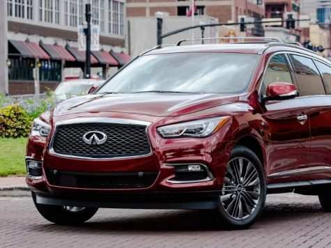 53 Best Review New 2019 Infiniti Qx60 Apple Carplay Release Date And Specs Model for New 2019 Infiniti Qx60 Apple Carplay Release Date And Specs