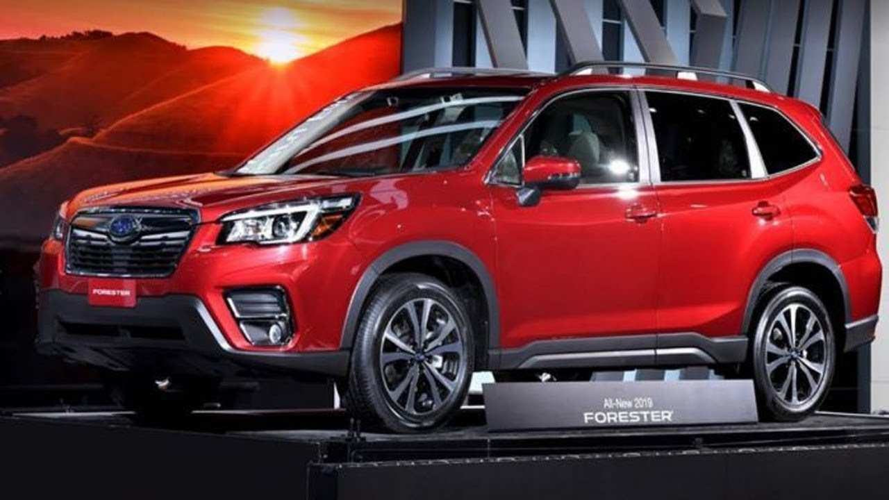 53 Best Review Subaru Forester 2019 Hybrid Release Date for Subaru Forester 2019 Hybrid