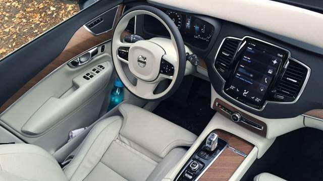 53 Best Review Volvo Xc90 2019 Interior Prices by Volvo Xc90 2019 Interior