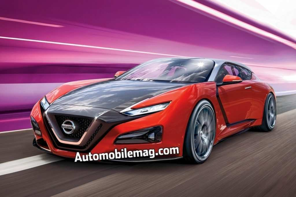 53 Concept of 2019 Nissan Z Redesign Price And Review Spy Shoot for 2019 Nissan Z Redesign Price And Review