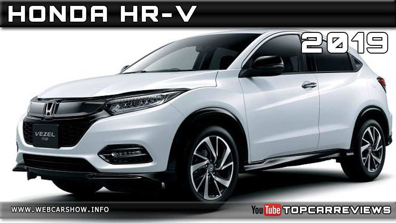 53 Concept of The New Hrv Honda 2019 Price Exterior and Interior with The New Hrv Honda 2019 Price