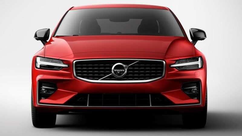 53 Concept of Volvo S60 Polestar 2019 Exterior with Volvo S60 Polestar 2019