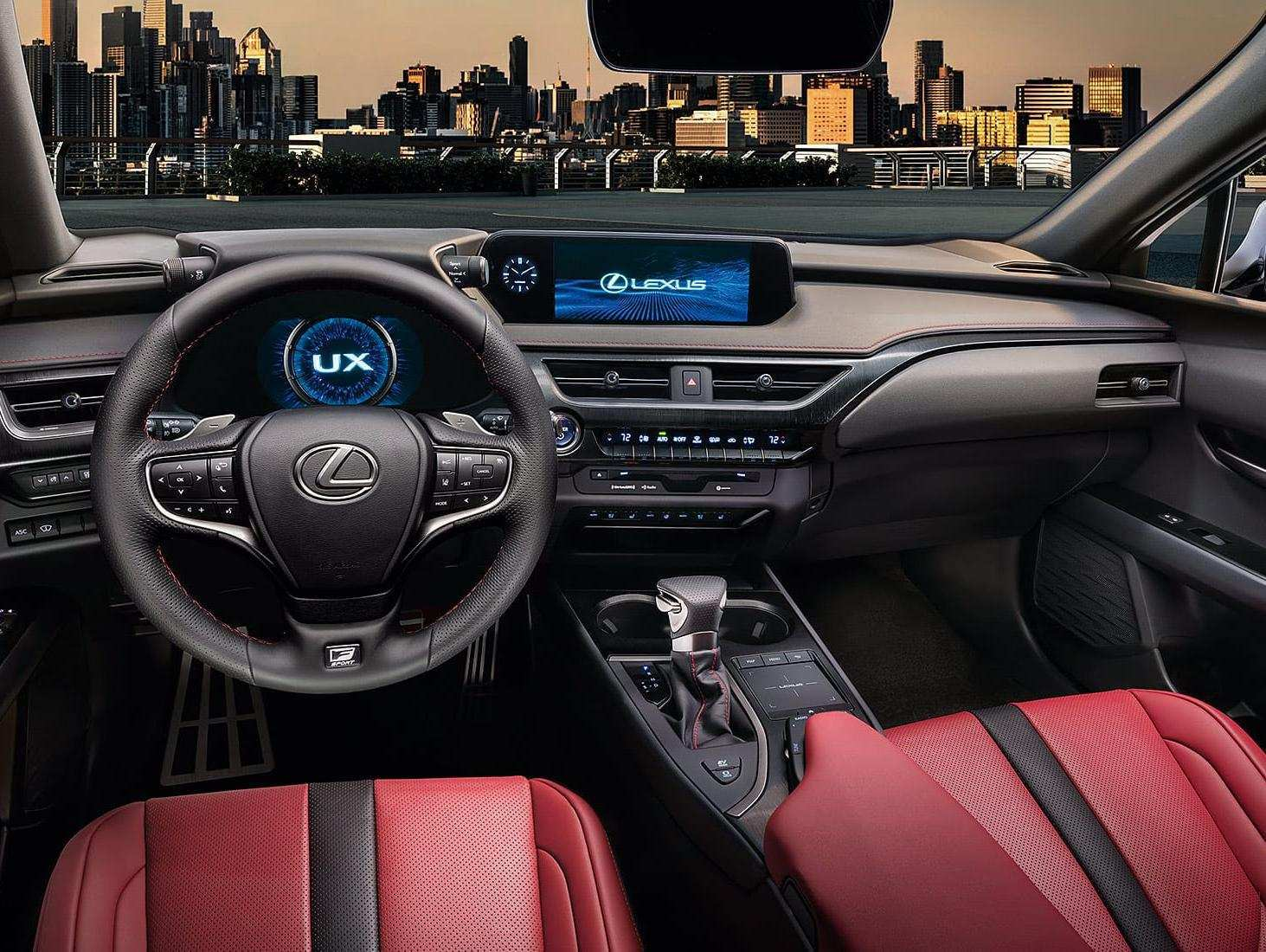53 Gallery of 2019 Lexus Ux Release Date History by 2019 Lexus Ux Release Date