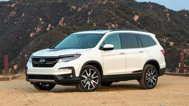 53 Gallery of Honda Pilot Changes For 2019 New Release History with Honda Pilot Changes For 2019 New Release