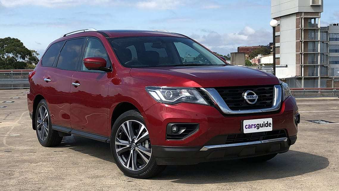 53 Gallery of New 2019 Nissan Pathfinder Hybrid New Review First Drive by New 2019 Nissan Pathfinder Hybrid New Review