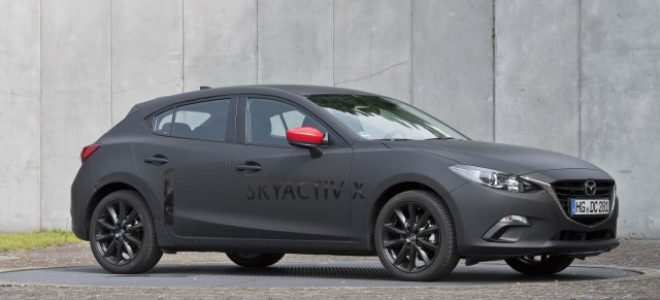 53 Gallery of New Mazda 3 2019 Spy Interior Concept by New Mazda 3 2019 Spy Interior